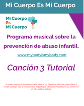 "Documento tutorial de la canción 3 ""Qué pasa si"""